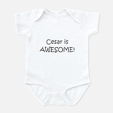 Unique Cesar Infant Bodysuit