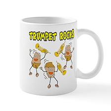 Trumpet Rocks Mug