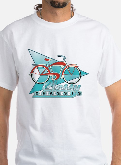 Vintage Bicycle Shirt