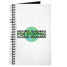 History Teachers Stop Global Warming Journal