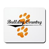 Bulldog country Classic Mousepad