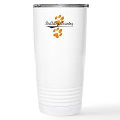 Bulldog Country Travel Mug