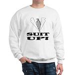 Suit Up! Sweatshirt