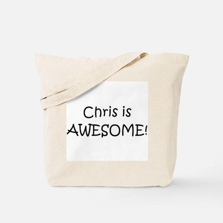 Cute I love chris brown Tote Bag