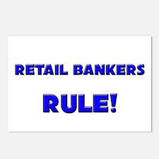 Retail Bankers Rule! Postcards (Package of 8)