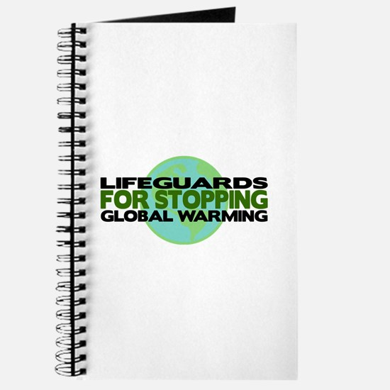 Lifeguards Stop Global Warming Journal