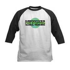 Midwives Stop Global Warming Tee