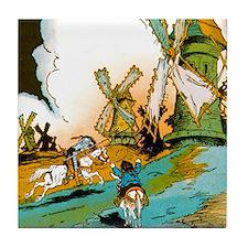 Don Quixote Tile Coaster