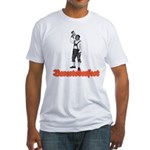 Baracktoberfest Fitted T-Shirt
