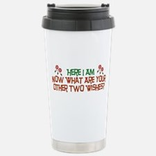 Here I Am Stainless Steel Travel Mug