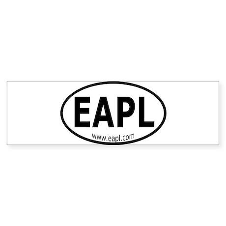 EAPL - Logo Bumper Sticker