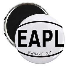 """EAPL - Logo 2.25"""" Magnet (100 pack)"""