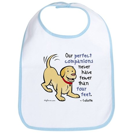 Four Feet (Dog) Bib