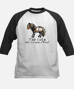Too Cute Pony Tee
