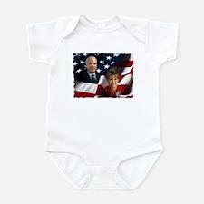 McCain Palin Flag Infant Bodysuit