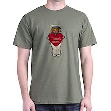 Valentine Sailor T-Shirt