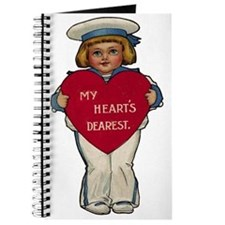 Valentine Sailor Journal