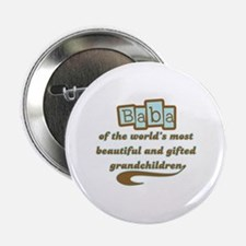"Baba of Gifted Grandchildren 2.25"" Button"