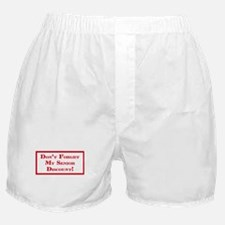 Unique Old lady Boxer Shorts