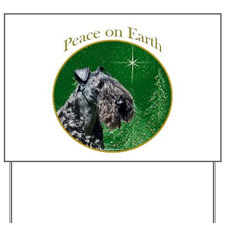 Kerry Peace Yard Sign