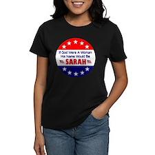 His Name Would Be Sarah Tee