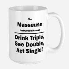 Masseuse Mug