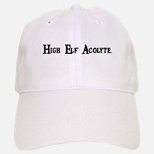 High Elf Acolyte Baseball Baseball Cap