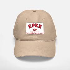 Epee Fencing Dept Baseball Baseball Cap