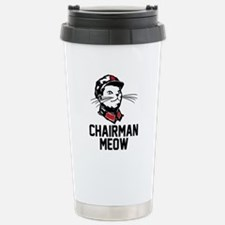 Unique Dog man Travel Mug