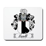 Naselli Family Crest Mousepad
