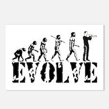 Trumpet Evolution Postcards (Package of 8)