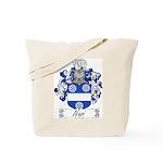 Nasi Family Crest Tote Bag
