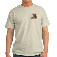 In The Fight 1 LC (Husband) T-Shirt