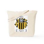 Negroni Family Crest Tote Bag