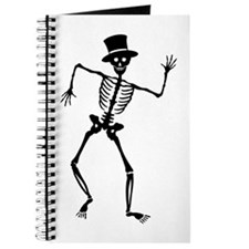 Dancing Skeleton Journal