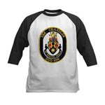 USS CHANDLER Kids Baseball Jersey