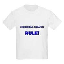 Recreational Therapists Rule! T-Shirt