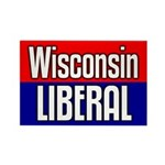 Wisconsin Liberal Activist Magnet