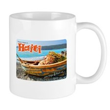 'Old Fishing Boat' Mug