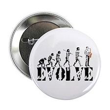 "Sax Saxophone Evolution 2.25"" Button (10 pack)"