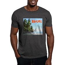'Fishing Boats & Wall' T-Shirt
