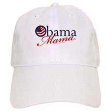 Obama Mama Navy Baseball Cap