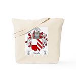 Nicola Family Crest Tote Bag