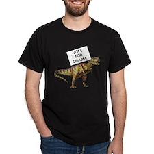 Obama Dinosaur T-Shirt