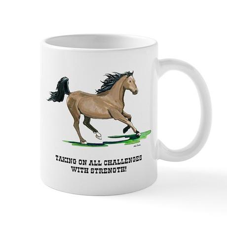 Champion Horse Mug