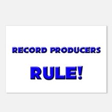 Record Producers Rule! Postcards (Package of 8)