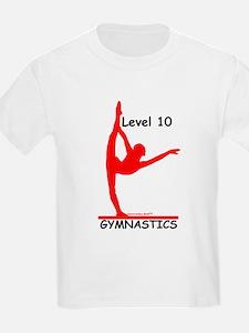Gymnastics T-Shirt - Level 10