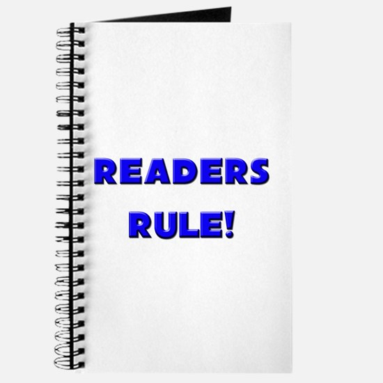 Readers Rule! Journal