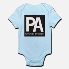 PA Logo Infant Creeper