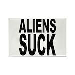 Aliens Suck Rectangle Magnet (100 pack)